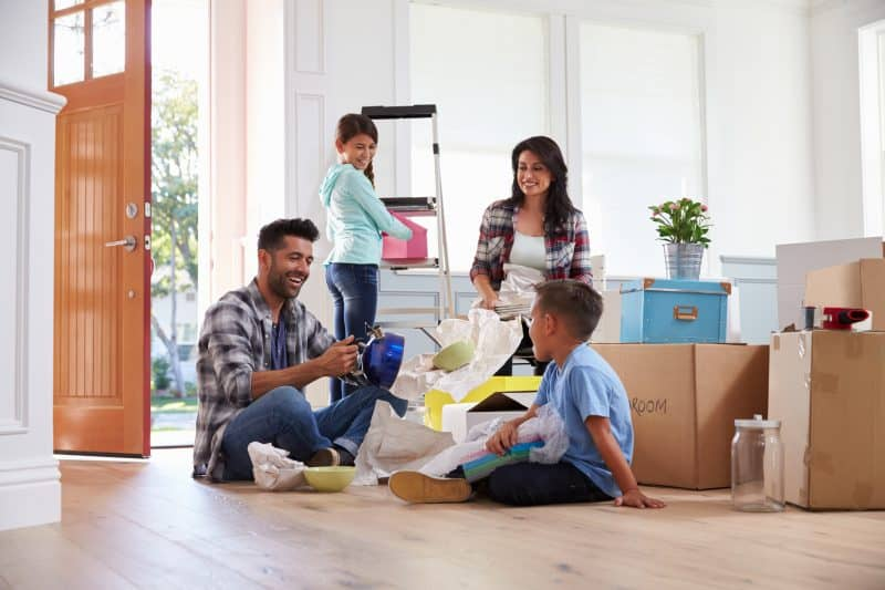 things to get rid of before you move