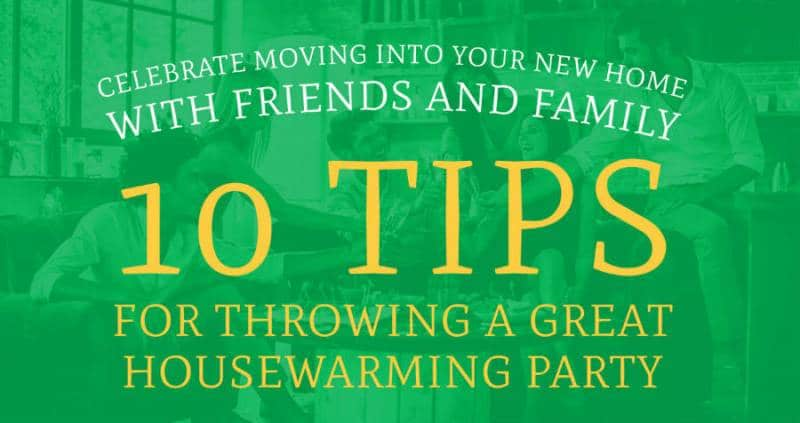10 tips for housewarming party