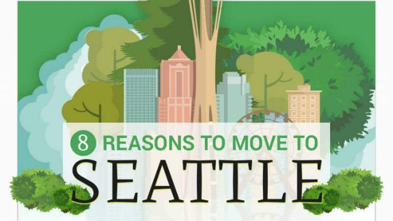 8 reasons to move to Seattle
