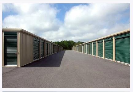 Continental Van Lines - Storage Space