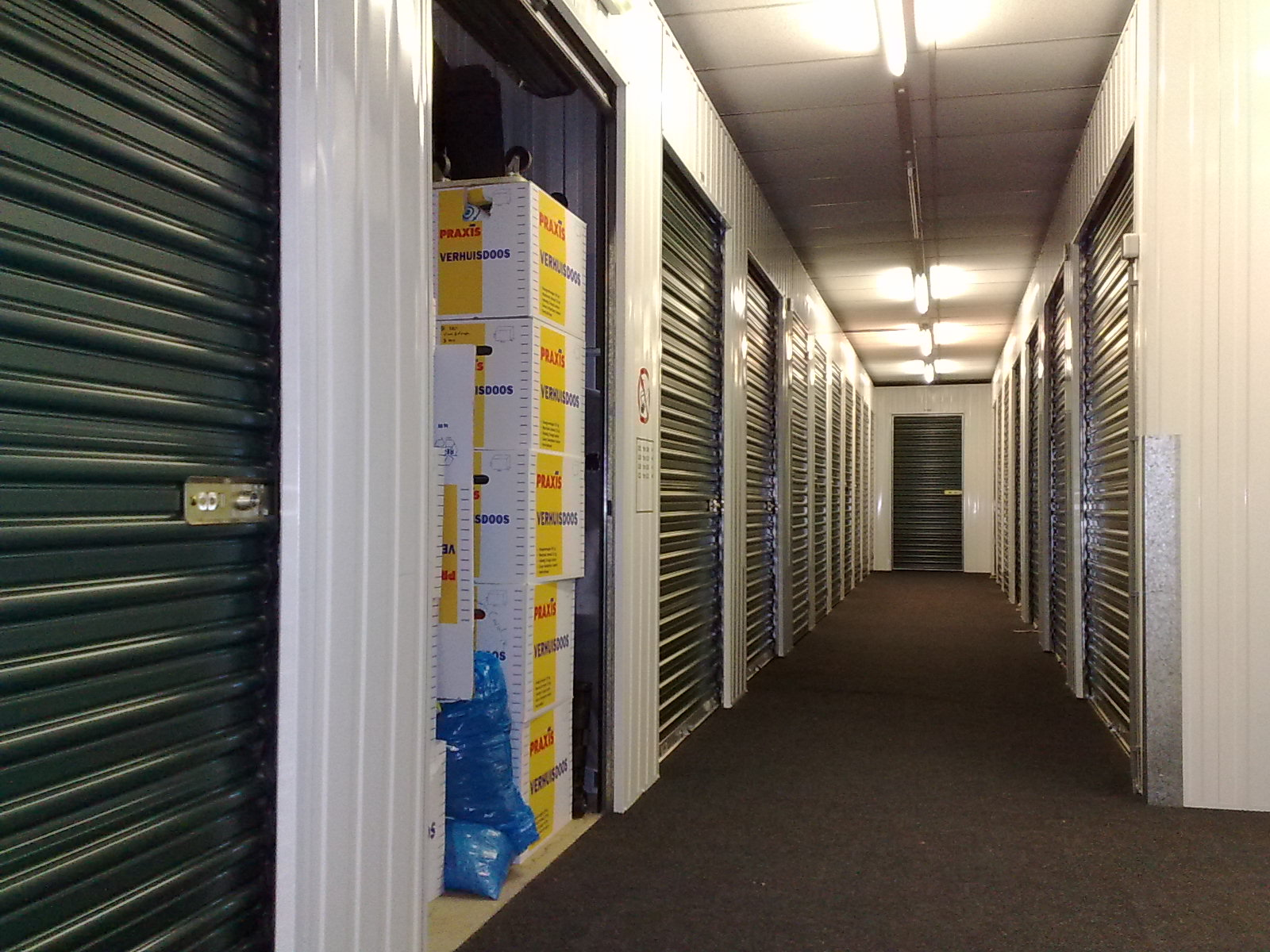 moving company with storage